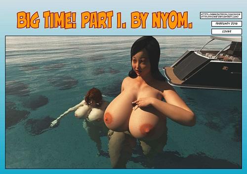 Nyom87 - Big Time 1-3