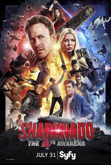 Sharknado The 4th Awakens 2016 [FRENCH] [HDTV]