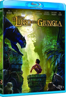 Il libro della giungla (2016) Bluray FULL Copia 1-1 AVC 1080p DTS HD MA ENG DTS HD HIGH RES GER DTS ITA SUBS