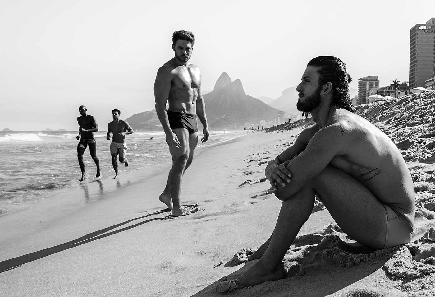 Golden Rio by Beto Urbano