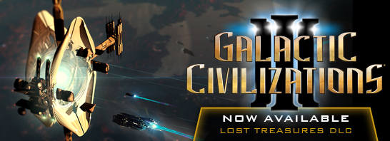 Galactic Civilizations III Lost Treasures – SKIDROW