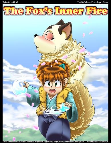 Kitsune Youkai - The Fox's Inner Fire