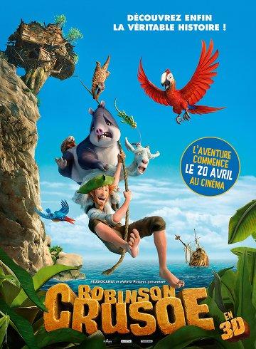 Robinson Crusoe 2016 [FRENCH] [DVDRiP]