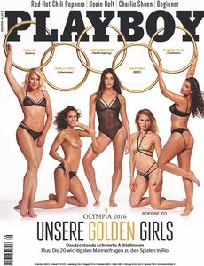 Playboy Germany No  09 - September 2016