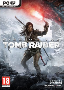 Rise of the Tomb Raider Deutsche  Texte, Untertitel, Menüs, Videos, Stimmen / Sprachausgabe Cover