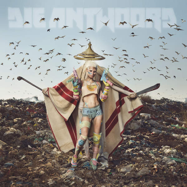 Die Antwoord - Mount Ninji and Da Nice Time Kid (2016)