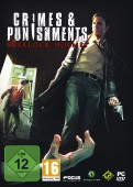 Sherlock Holmes: Crimes and Punishments Deutsche  Texte, Untertitel, Menüs Cover