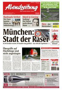 Abendzeitung Muenchen - 18 August 2016