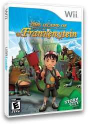 download The Island of Dr. Frankenstein NTSC [WBFS]