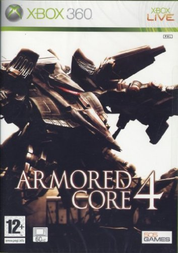 Armored Core 4 Ntsc Xbox360-Apathy