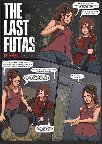 Freako - The Last Futas