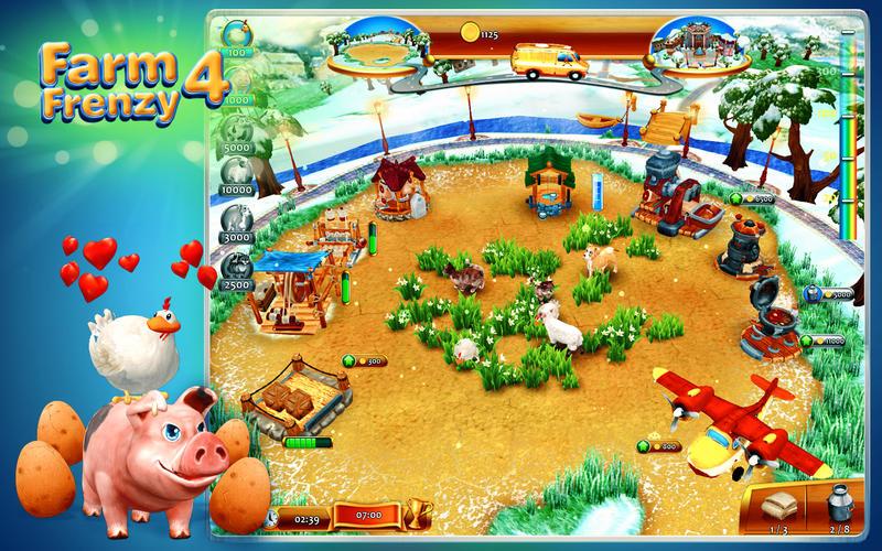 kostenlos spielen ohne anmeldung farm frenzy