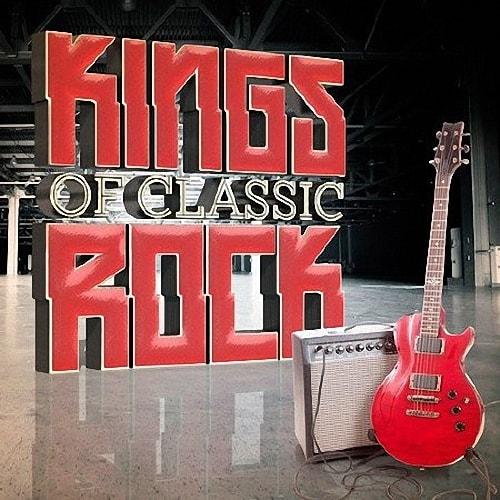 VA -  Kings of Classic Rock (2016)