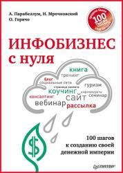 А. Парабеллум, Н. Мрочковский, О. Горячо - Инфобизнес с нуля. 100 шагов к созданию своей денежной империи