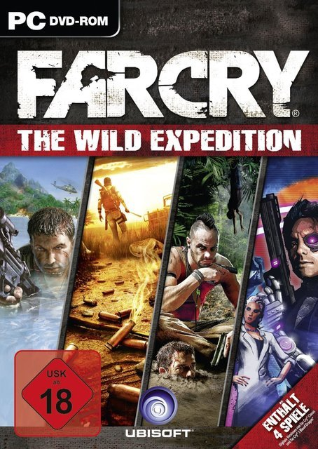 Far Cry The Wild Expedition Edition – x.X.RIDDICK.X.x