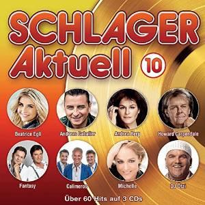 Schlager Aktuell Vol.10 (2016)