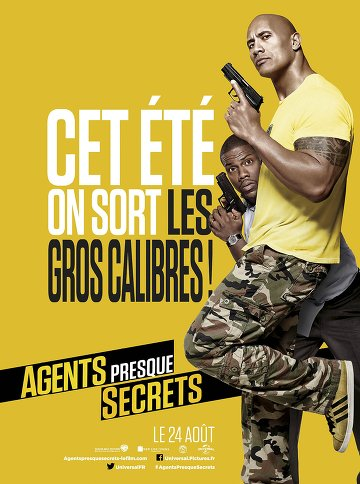 Agents presque secrets 2016 [TRUEFRENCH] [HDRiP-MD]