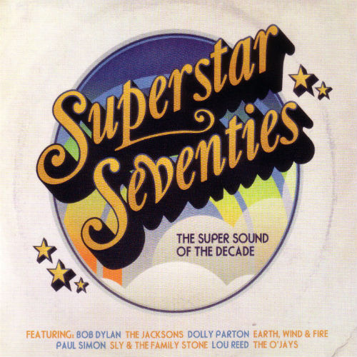 VA - Superstar Seventies (2016)