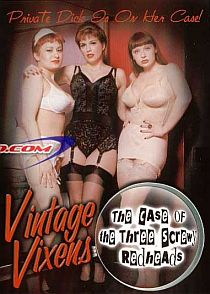 Vintage Vixens: The Case Of The Three Screwy Redheads Cover
