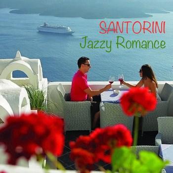 Santorini Jazzy Romance  2016  Various Artists  2747qbqj