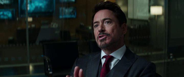 Kaptan Amerika: Kahramanların Savaşı - Captain America: Civil War 2016 BluRay 720p x264 DuaL (TR-EN) Tek Link