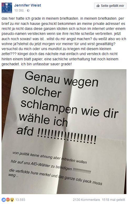 Jennifer Rostock Neue Propagandahure Der Regierung Archiv Hpf