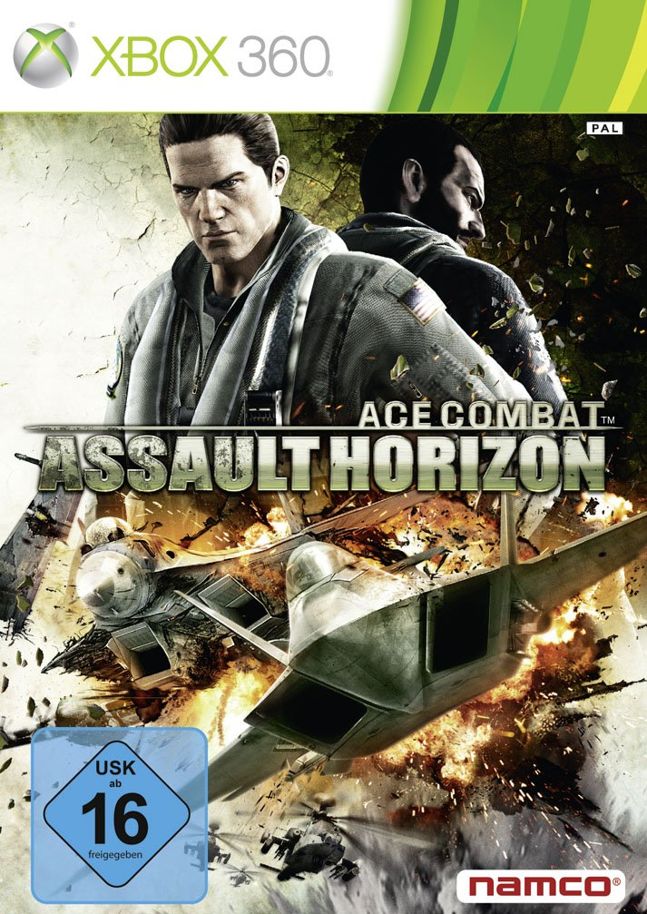 Ace Combat Air Assault Horizon Ntsc Xbox360-Complex
