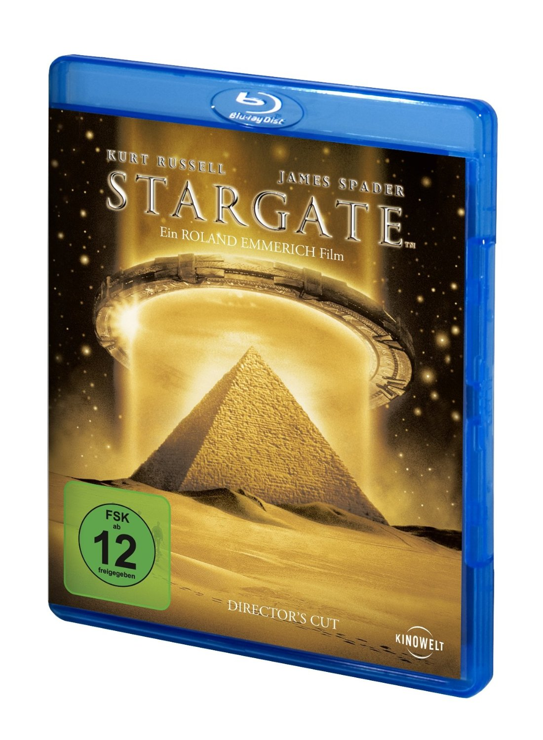 : Stargate 1994 Unrated Extended remastered German dts hd 1080p us bd Remux marban