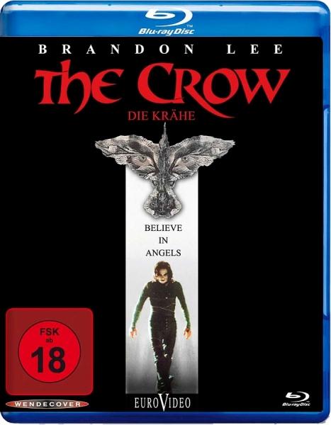 : The Crow Die Krähe 1994 BluRay German dtshd dl 1080p Remux FiDo