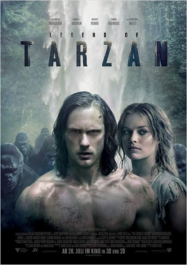: Legend of Tarzan 2016 German WEBRip ld XViD MULTiPLEX