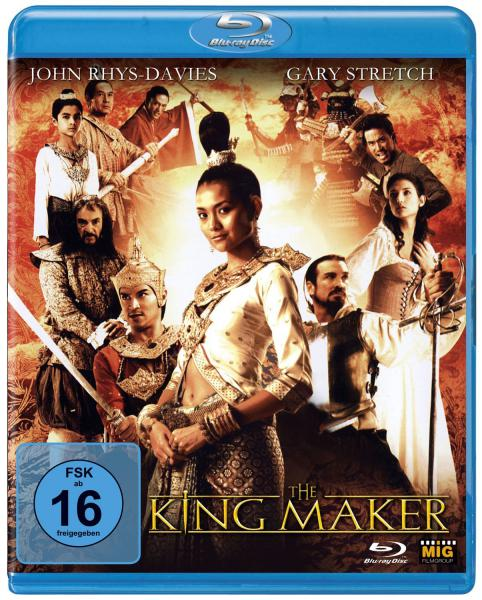 : The King Maker 2005 German dl dts 1080p BluRay x264 r0cked