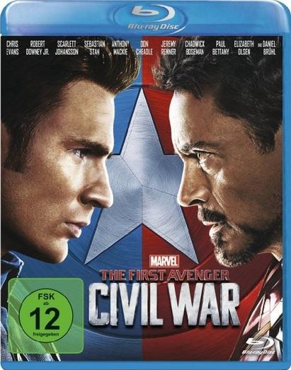 : The First Avenger Civil War 2016 German dts dl 720p BluRay x264 Pate