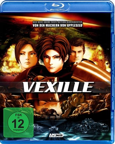 : Vexille 2007 German dts 1080p BluRay x264 DETAiLS