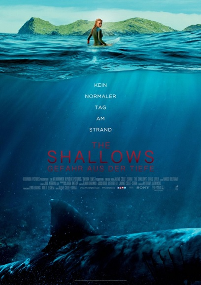 : The Shallows Gefahr aus der Tiefe 2016 German WEBRip md x264 MULTiPLEX