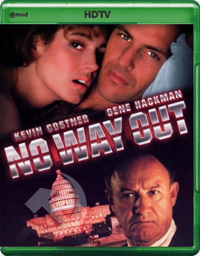 : No Way Out 1987 German dl 720p hdtv x264 msd