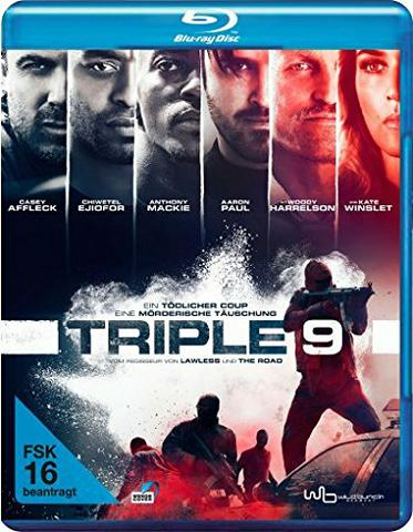 : Triple 9 German 2016 ac3 BDRiP x264 xf