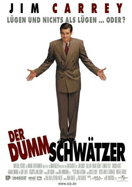 : Der Dummschwaetzer 1997 German ac3 HDRip x264 FuN