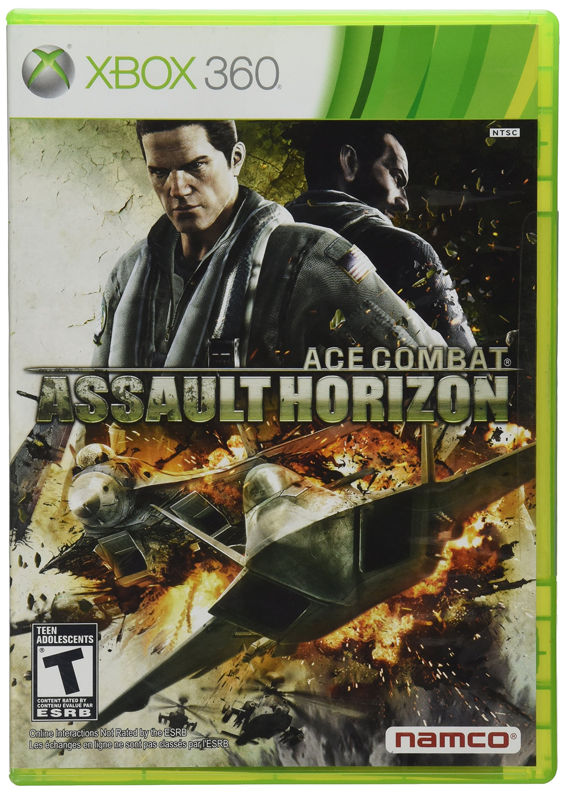Ace Combat Assault Horizon Pal Xbox360-Complex