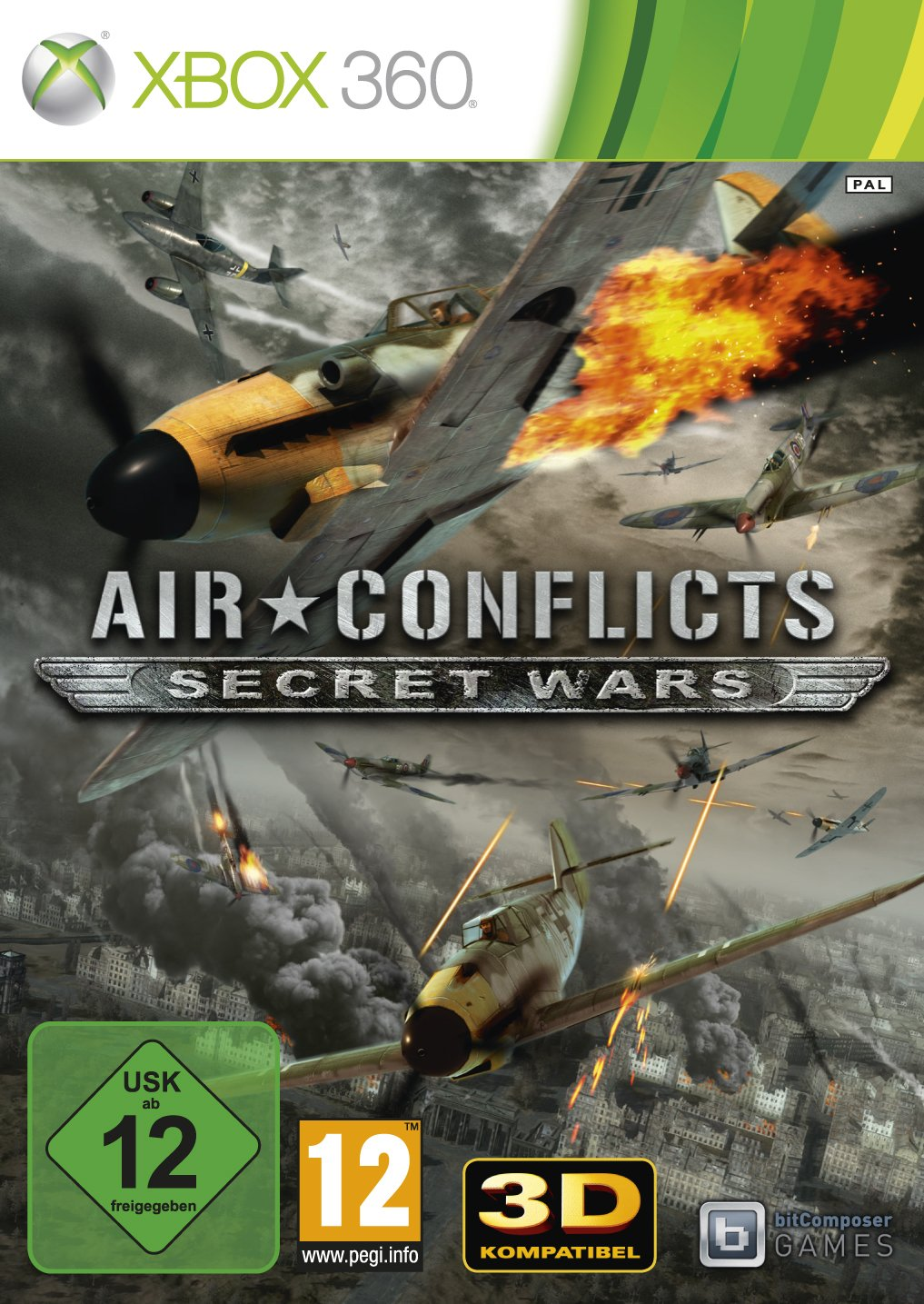 Air Conflicts Secret Wars Pal Xbox360-Complex