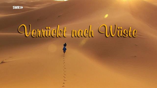 : Verrueckt nach Wueste Vom Tourismus in der Sahara german doku 720p WebHD x264 iQ