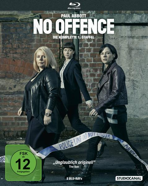 : No Offence s01 Complete German ws BDRip XViD LeetXD