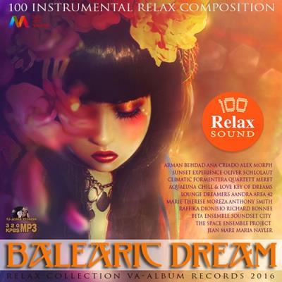 Balearic Dream: Relax Mixtape (2016)