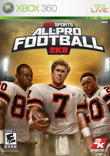 All Pro Football 2K8 Ntsc Xbox360-Ccclx