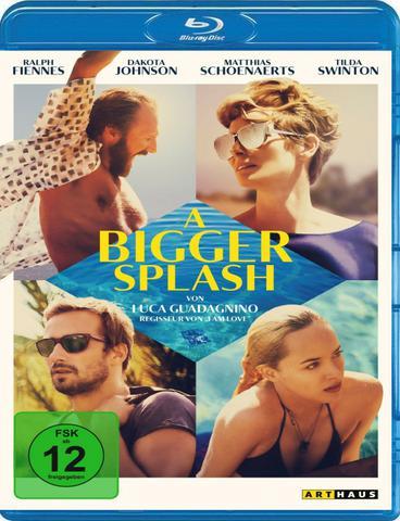 : a Bigger Splash 2015 720p BluRay x264 encounters