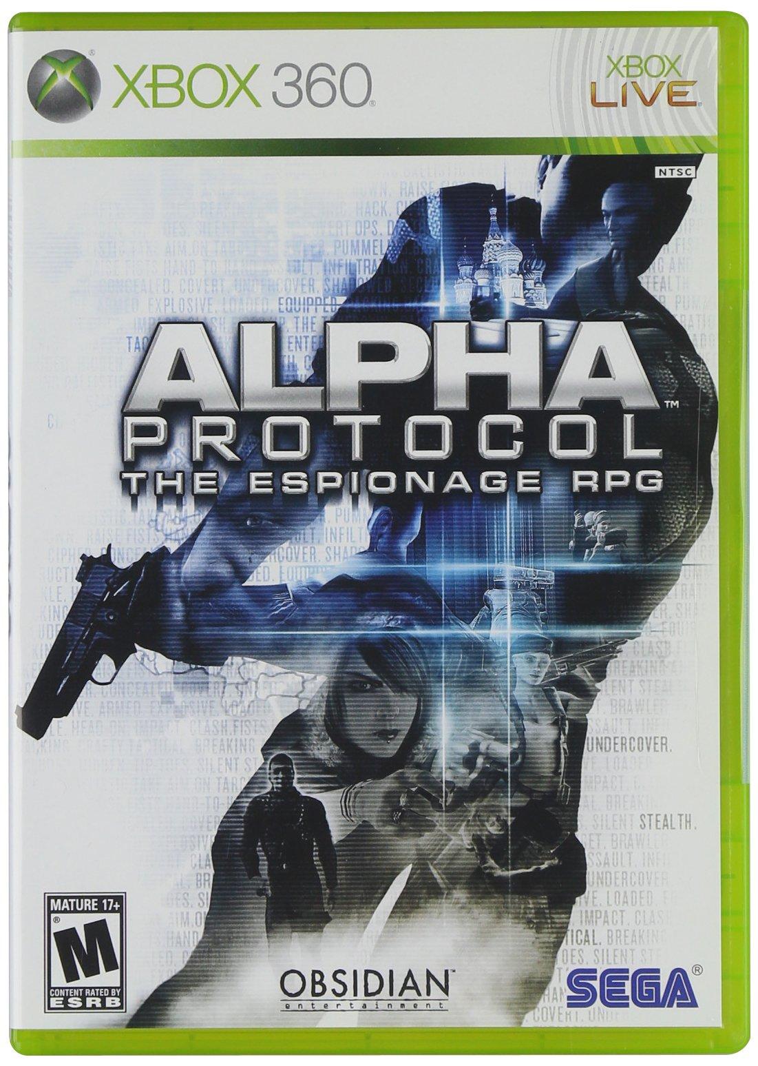 Alpha Protocol Pal Rf Xbox360-iMars