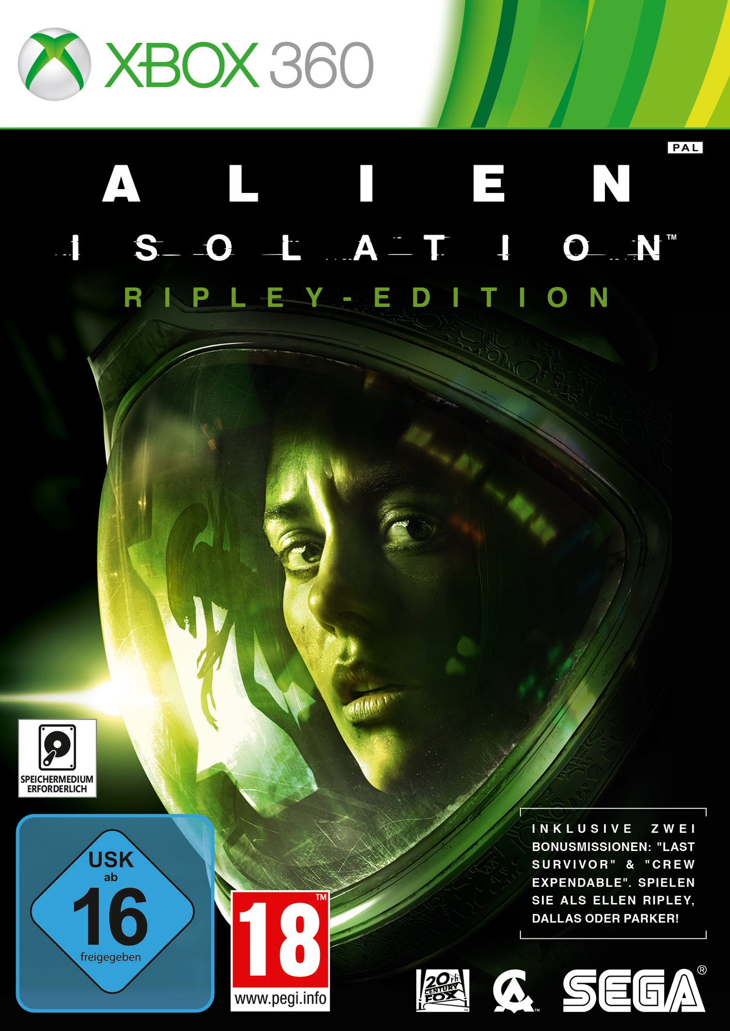 Alien Isolation Xbox360-Complex