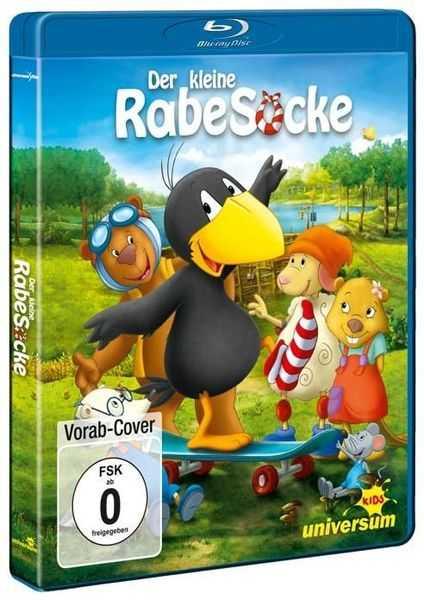 : Der kleine Rabe Socke 2012 German 1080p BluRay x264 encounters