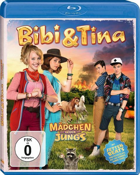 : Bibi und Tina Maedchen gegen Jungs 2016 German Dts 720p BluRay x264-CiNedome