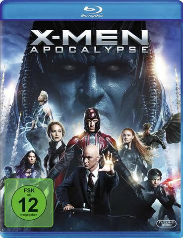 : x Men Apocalypse German 2016 ac3 BDRiP x264 xf