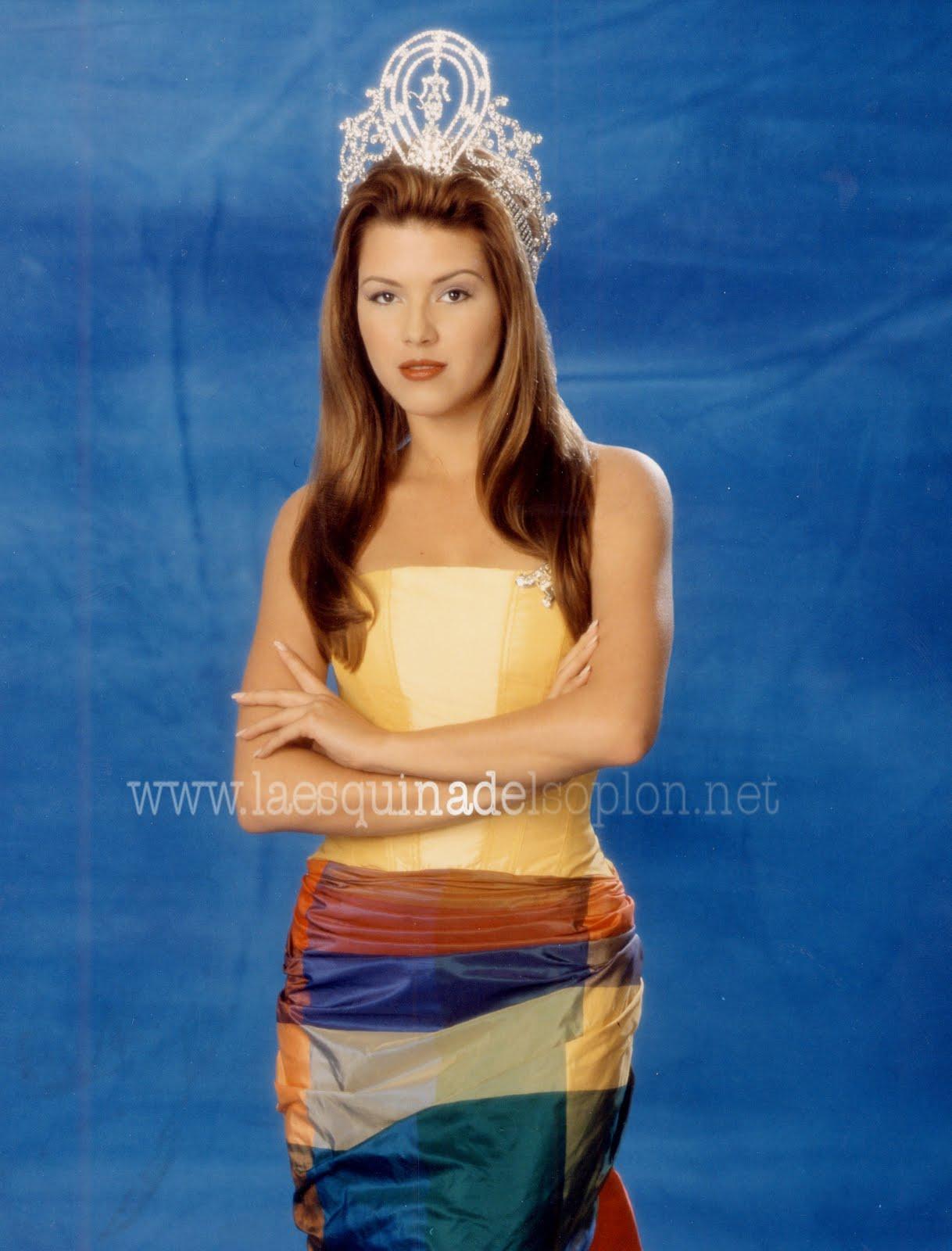 alicia machado, miss universe 1996. Vsa2irf9